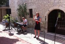 STAGE de CHANT en août à ALES (Gard)